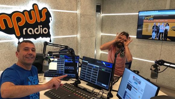 Radio Impuls s-a mutat in casa noua!
