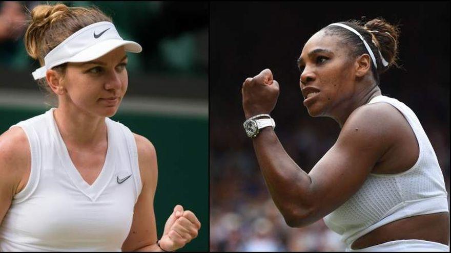 """Ce vrea Serena Williams, dupa ce a fost """"spulberata"""" de Simona Halep, in doar doua seturi, la Wimbledon"""