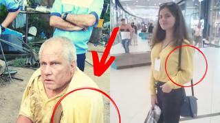 INCREDIBIL! Criminalul era imbracat cu hainele Alexandrei in momentul perchezitiilor? Fotografii halucinante!