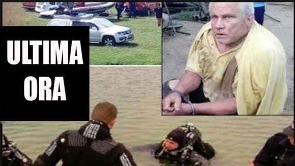 ULTIMA ORA: Ce au gasit anchetatorii pe fundul unui lac, intr-o valiza!
