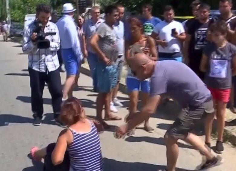 Imaginile durerii la Caracal! Părinţii fetelor ucise de Gheorghe Dincă au primit vestea tragică!