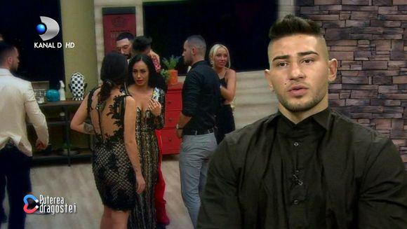 """Bogdan Mocanu, prima reactie dupa ce a fost eliminat de la """"Puterea dragostei""""! Iata ce marturisiri a facut despre ceilalti concurenti dar si despre o posibila revenire in emisiune!"""