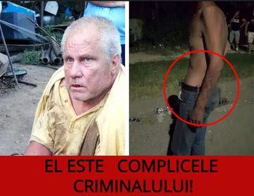 ULTIMA ORA! El este complicele criminalului din Caracal! Imagini cu barbatul care l-a ajutat sa ARDA cadavrele