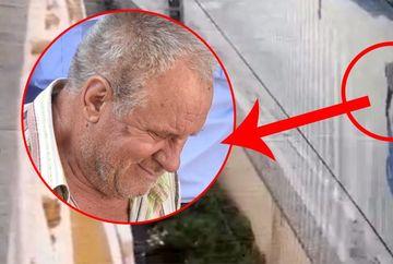 Imagini SOCANTE! Cum a fost surprins Gheorghe Dinca la ORA CRIMEI! Ce a facut la  12:13!
