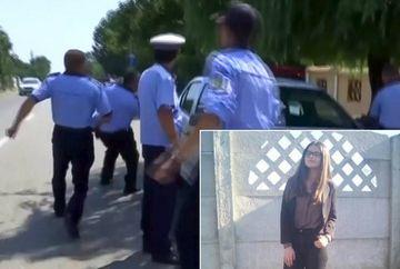 ULTIMA ORA: Cine a trimis mesajul cu faptul că Alexandra se află în podul unei case!  Poliţiştii alergă din casă-n casă