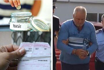 Gheorghe Dinca traia din pensie. Ce suma incasa lunar barbatul de 66 de ani!