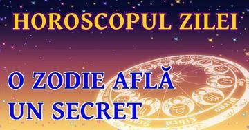 """Horoscop zilnic 2 august 2019: Zodia care va afla un """"secret"""" despre partener. Nu se astepta!"""