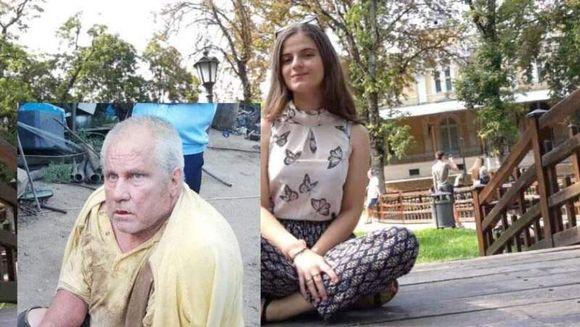 Descoperire macabra astazi in curtea lui Gheorghe Dinca! Ce au gasit politistii in buruienile de langa casa