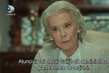 "Esma, decizie radicala! Afla ce va hotara in privinta lui Garip si cum va reactiona Faruk, in aceasta seara, intr-un nou episod din serialul ""Mireasa din Istanbul"", de la ora 20:00, la Kanal D!"