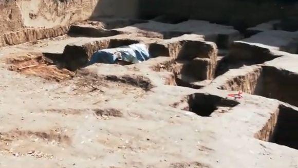 Peste 30 de cadavre găsite în Alba Iulia. Terifiant, cum au fost descoperite