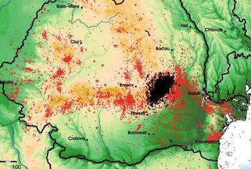 CUTREMURE in Vrancea! Seismele s-au produs la cateva ore distanta. Ce spun specialistii