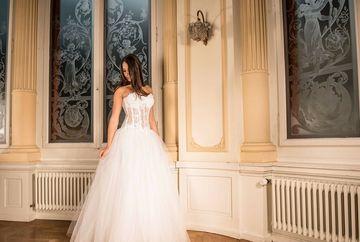 Rochii de nuntă elegante pentru nopți de vară - alegem rochii de nuntă lungi sau rochii de nuntă scurte?
