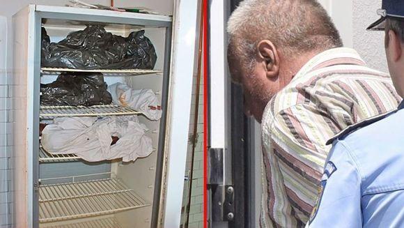 Cutremurător! Ce au găsit anchetatorii în congelatorul lui Gheorghe Dincă