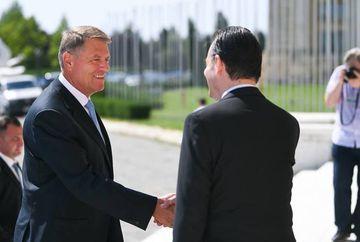 Consiliul Naţional al PNL se întruneşte astăzi, iar la şedinţă participă şi preşedintele Klaus Iohannis