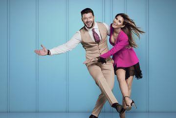 """Victor Slav si Cristina Mihaela Dorobantu sunt prezentatorii show-ului """"Imi place dansul"""", ce va fi difuzat in aceasta toamna la Kanal D""""Abia asteptam sa oferim premiul de 100.000 de lei! Cel mai bun sa castige!"""""""