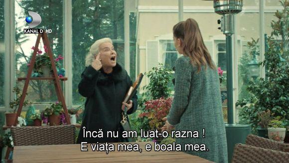 """Sureyya incearca din rasputeri sa o ajute pe Esma! Afla cum va reactiona """"stapana"""" familiei Boran si ce decizii va lua, in aceasta seara, intr-un nou episod din serialul """"Mireasa din Istanbul"""", de la ora 20:00, la Kanal D!"""