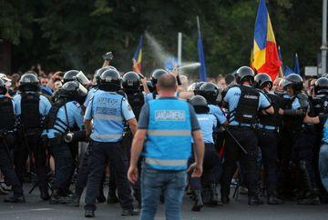 10 august protest. Avertisment pentru protestatari de la Ministrul de Interne