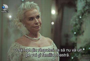 """Esma le da o veste socanta fiilor sai! Afla ce anume se va intampla la conacul familiei Boran, in aceasta seara, intr-un nou episod din serialul """"Mireasa din Istanbul"""", de la ora 20:00, la Kanal D!"""