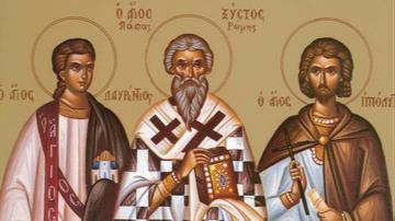 "Calendar crestin-ortodox 10 august: Iata cui trebuie sa ii spui astazi ""La multi ani!"""