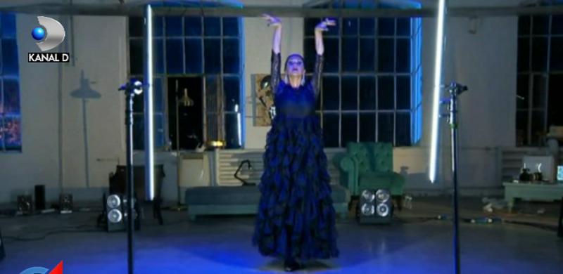 """Beatrice Rancea, jurat la emisiunea """"Imi place dansul"""" de la KANAL D"""