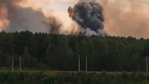 România, în alertă! O explozie nucleara a avut loc in Rusia. Nivelul radiatiilor a crescut de 20 de ori. Ce spun autoritatile