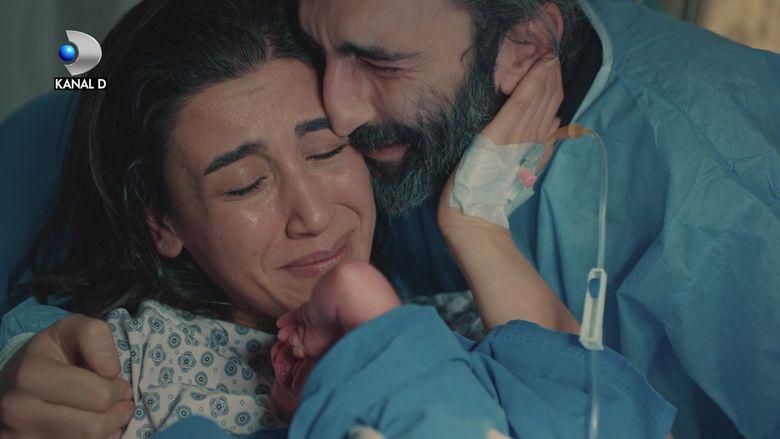 """Adem si Dilara traiesc cel mai fericit moment din viata lor! Afla ce decizie vor lua cei doi in privinta relatiei lor, in aceasta seara, intr-un nou episod din serialul """"Mireasa din Istanbul"""", de la ora 20:00, la Kanal D!"""