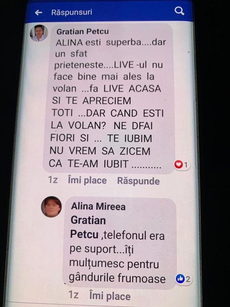procuror live pe facebook
