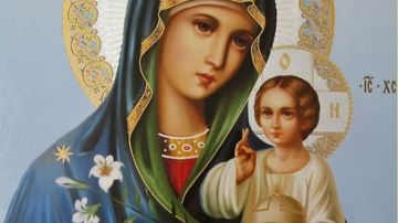 Află cui trebuie să-i spui LA MULŢI ANI, de Sfânta Maria