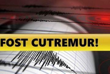 Cutremur în România, miercuri noapte. S-a produs la o adâncime de doar 16 kilometri