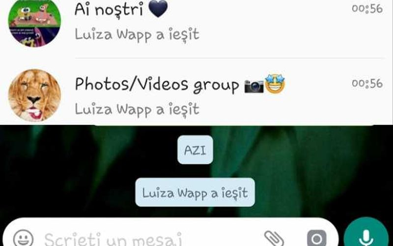 Luiza WhatsApp