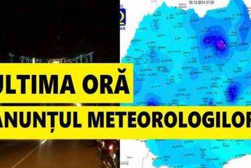 Anunț de ultimă oră! Vremea se schimbă radical. Ce ne asteapta in weekend