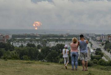 """Explozia nucleara din Rusia, acuzatii grave: """"Este o crima. Copiii se plimbau pe malul mării. Nimeni nu a emis o avertizare"""""""