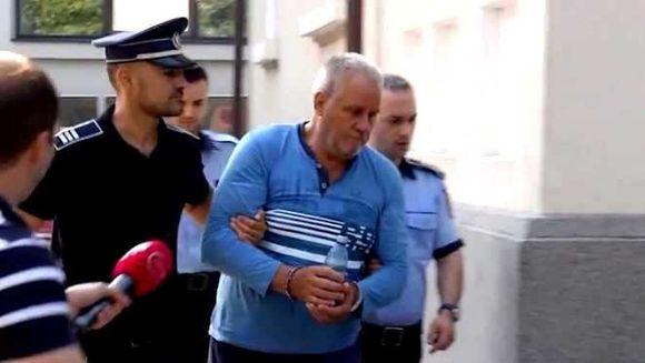 Detaliu socant gasit in casa lui Gheorghe Dinca! Ce au descoperit anchetatorii dupa ce s-au apropiat de un perete proaspat tencuit