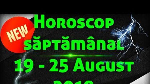 Horoscopul saptamanii 19-25 august 2019. Taurii trebuie sa evite luarea deciziilor, tensiuni la munca pentru Lei