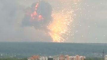 Avertizare privind norul radioactiv din Rusia. Comisia Europeana atentioneaza Romania