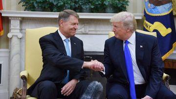 Presedintele Iohannis si Donald Trump se vor intalni astazi, la Casa Alba. Ce vor discuta cei doi sefi de stat