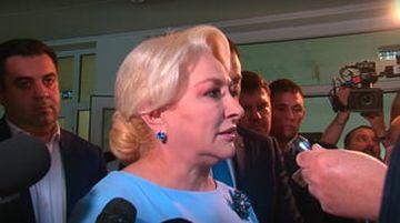 De ce nu a fost Viorica Dancila prezenta la intalnirea de coalitie PSD-ALDE