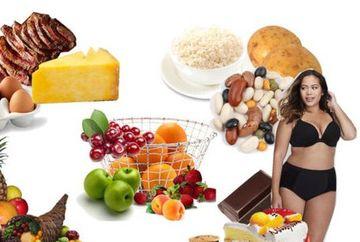 DIETA cu care slabesti in patru saptamani. Silueta de vis si mancare pe saturate: uite cum se face