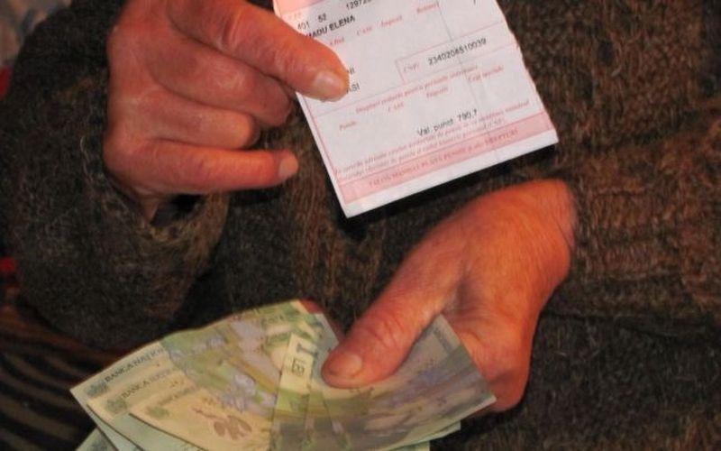 pensii mici