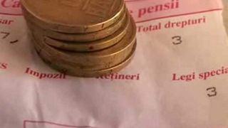 Cati romani cu pensii mici avem? Anunț oficial al Casei Naționale de Pensii