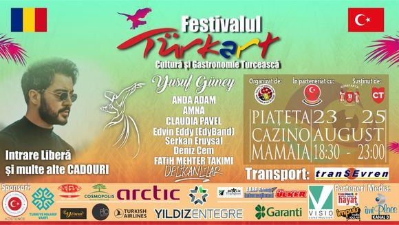Festivalul TurkArt, Mamaia 2019 - Cultura si gastronomie turceasca