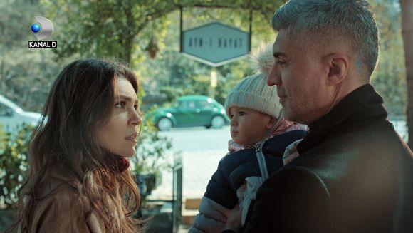 "Faruk si Sureyya, o ""noua"" viata! Afla cum va reactiona Sureyya si ce trauma din copilaria ei se va activa, in aceasta seara, intr-un nou episod din serialul ""Mireasa din Istanbul"", de la ora 20:00, la Kanal D"