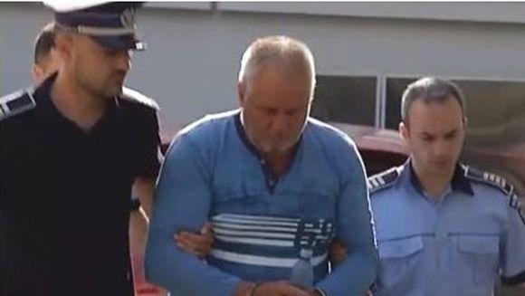 Ce au descoperit anchetatorii in curtea lui Gheorghe Dinca? Erau BETONATE!