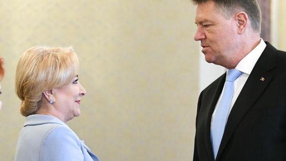 CTP: Președintele Iohannis bate cuiul în scândura pe care i-a întins-o cu grație doamna Dăncilă