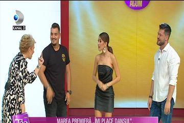 """Cristina – Mihaela Dorobantu, impresionata de concurentii de la """"Imi place dansul"""":""""Am descoperit personaje extraordinare!"""""""