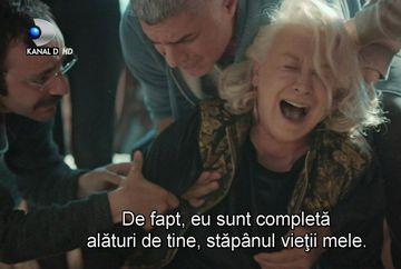 """Esma, pe cale sa recurga la un gest necugetat! Afla cum va reactiona Sultana Boran, dupa disparitia lui Garip, in aceasta seara, intr-un episod dramatic din serialul """"Mireasa din Istanbul"""", de la ora 23:00, la Kanal D!"""