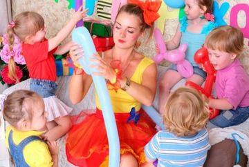Animatorii pentru copii si ursitoarele, dorite numaidecat la petreceri de botez