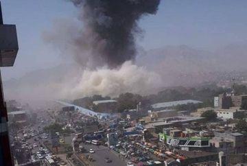 Ambasada Romaniei de la Kabul, atacata de teroristi: un roman a murit si altul este grav ranit