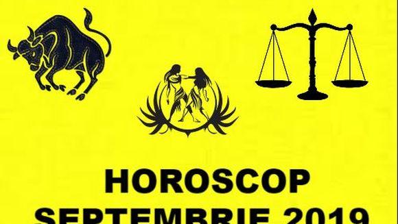 Horoscop septembrie 2019: Balantele sunt favoritele astrelor, iar Taurii primesc o veste EXCELENTA