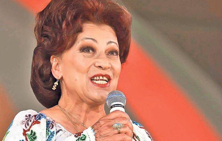 Maria Ciobanu nu va mai urca pe scenă